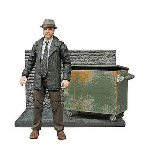 Gotham TV Series Detective Harvey Bullock Action Figure at Gotham City Store