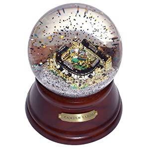 MLB Baltimore Orioles Camden Yards Baltimore Orioles Musical Globe by Sports Collector