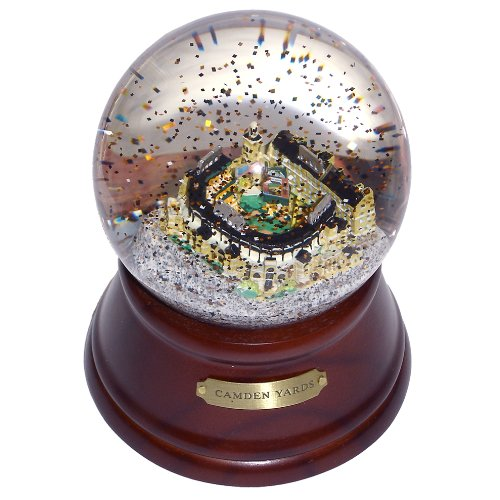 MLB Baltimore Orioles Camden Yards Baltimore Orioles  Musical Globe at Amazon.com