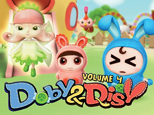 Doby & Disy's Exploring Journey: Volume 4