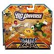 DC Universe Action League White Lantern Sinestro vs Green Lantern 2pk Mini Figures