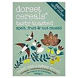 Dorset Cereals Tasty Toasted Spelt, Fruit & Nut Muesli (690g)