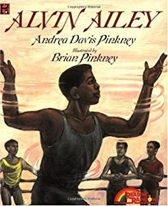 "Cover of ""Alvin Ailey"""