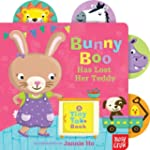 Bunny Boo Has Lost Her Teddy: A Tiny...