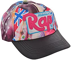 ICE DRAGON Unisex Cotton Cap (Multi-Coloured)