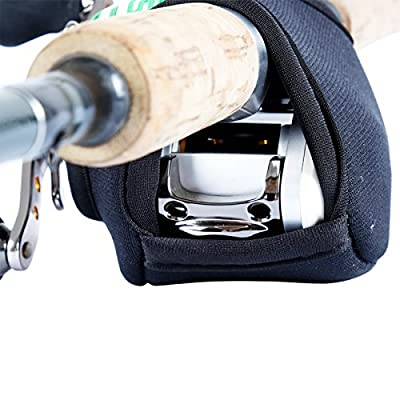 SF Fishing Spinning Rod Cover Rod Strap Spinning Reel Cover