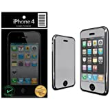 Apple iPhone 4 / 4S Mirror Screen Protector - Premium
