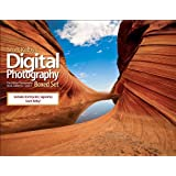 Scott Kelby's Digital Photography Boxed Set, Volumes 1 and 2, (Offered Exclusively by Amazon) (Includes The Digital Photography Book Volume 1, The ... Book Volume 2, and Limited Signed Print) ~ Scott Kelby