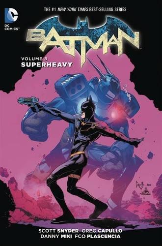 Batman HC Vol 8