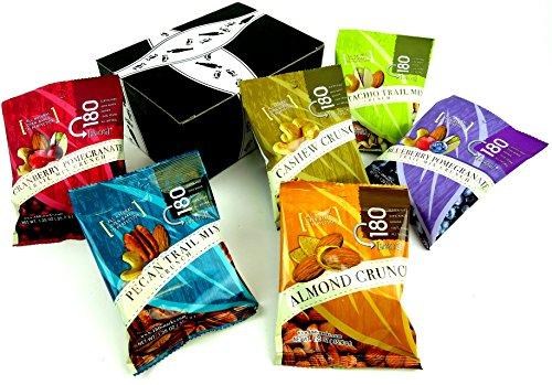 180 Snacks 6-Flavor Variety: One 1.25 oz Bag