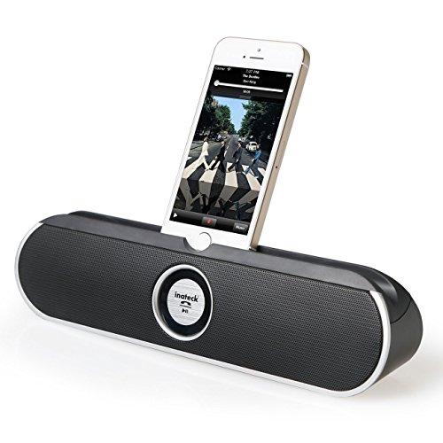 inateck tragbarer bluetooth lautsprecher mini wireless. Black Bedroom Furniture Sets. Home Design Ideas