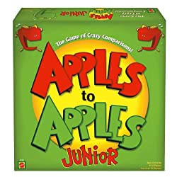[Best price] Games - Apples to Apples Junior - The Game of Crazy Combinations! - toys-games