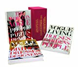 The Vogue Boxed Set: Featuring VOGUE LIVING, THE WORLD IN VOGUE, and VOGUE WEDDINGS which includes an exclusive letter from Anna Wintour