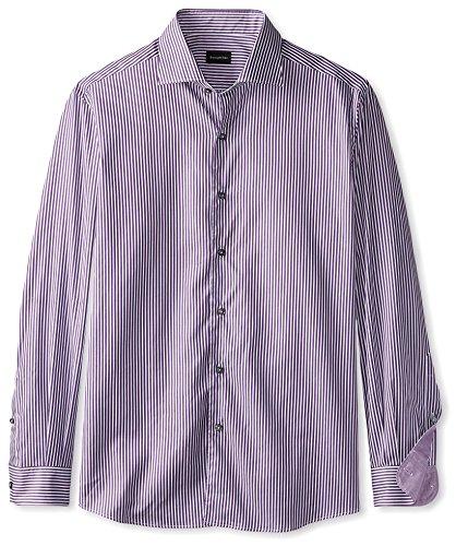 ermenegildo-zegna-mens-stripe-sport-shirt-purple-58-us
