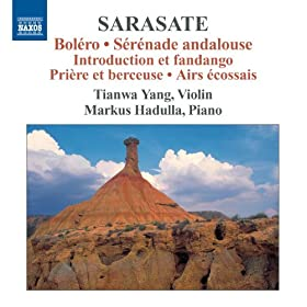 Sarasate: Violin and Piano Music, Vol. 3