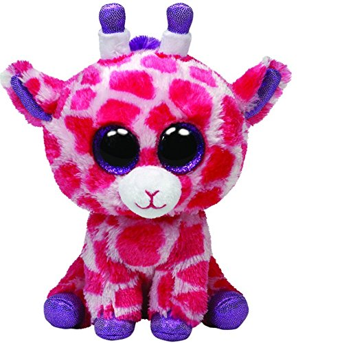 Ty Beanie Boos Twigs Pink Giraffe Regular Plush - 1