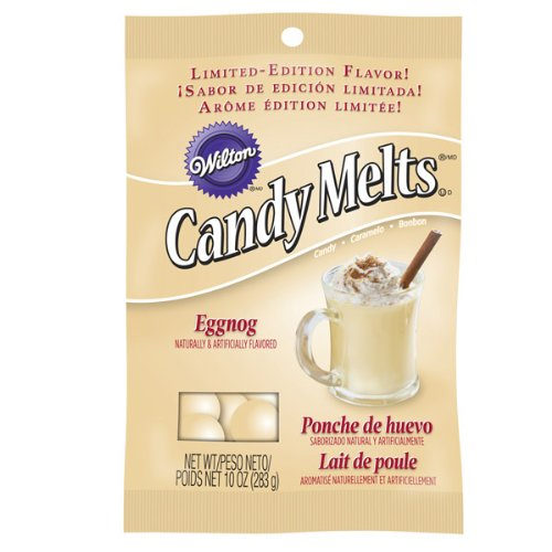 Wilton Limited Edition Candy Melts (Eggnog)