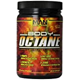 MAN Sports Body Octane Muscle Pump Powder, Strawberry Mango, 318 Gram