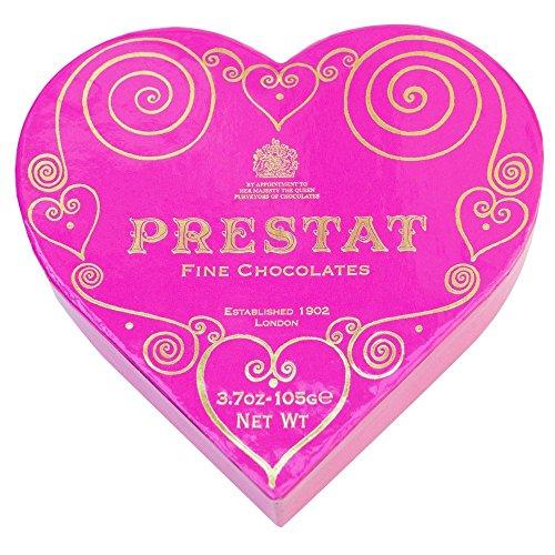 Prestat Heart Assortment (105g) Prestat心臓詰め合わせ( 105グラム)