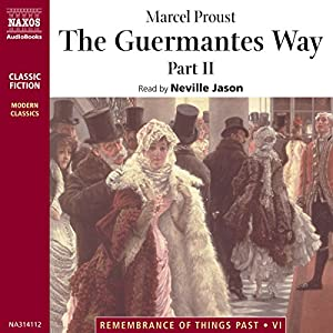 The Guermantes Way, Part 2 Audiobook