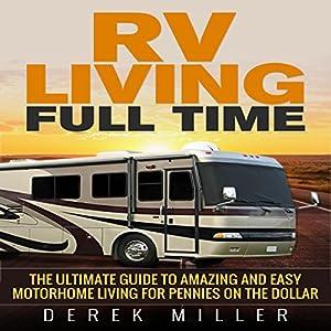 RV Living Full Time Audiobook