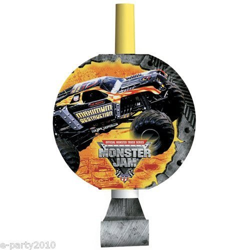 Monster Jam Blowouts / Favors (8ct)