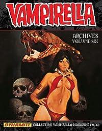 Vampirella Archives Volume 6 HC