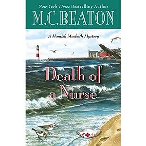 Death of a Nurse Audiobook