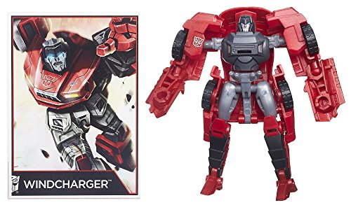 Transformers Generations Legends Class Windcharger Figure - 1
