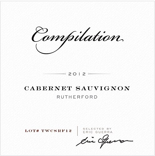 2012 Compilation Rutherford Napa Valley Cabernet Sauvignon