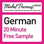 Michel Thomas Method: German Course Sample | Michel Thomas