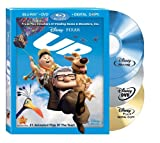 51p1EfDyT3L. SL160  Up (Four Disc Blu ray/DVD Combo + BD Live) [Blu ray]