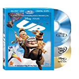 Up (4-Disc Combo Pack) [Blu-ray + DVD + Digital Copy]by Ed Asner