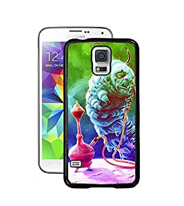 Aart Designer Luxurious Back Covers for Samsung S5 Mini + 3D F2 Screen Magnifier + 3D Video Screen Amplifier Eyes Protection Enlarged Expander by Aart Store.