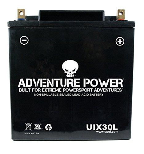 UPG UIX30L Adventure Power Power Sport AGM Series Sealed AGM Battery
