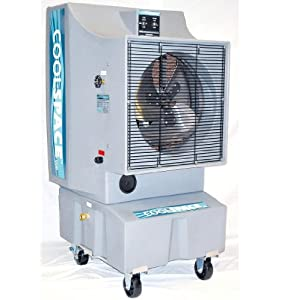 Coolspace Cs5162d Portable Evaporative Cooler With 1 3 Hp