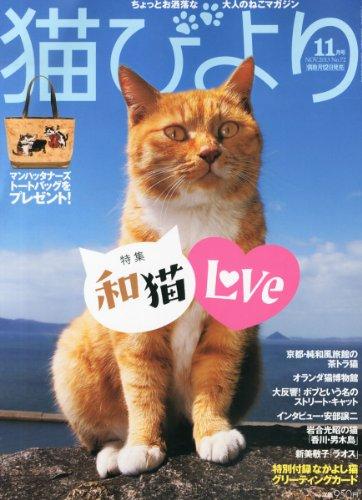 猫びより 2013年 11月号 [雑誌]