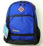 (アディダス)adidas バッグ リュック バックパック 鞄 Originals Icon Backpack Blue×Orange(ブルー×オレンジ)