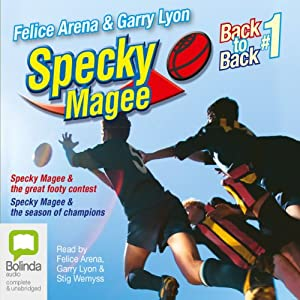 Specky Magee Back to Back Audiobook