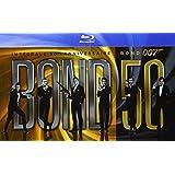 James Bond 007 - Bond 50 : Intégrale 50ème Anniversaire des 23 films - dont Skyfall [Blu-ray]