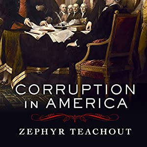Corruption in America Audiobook