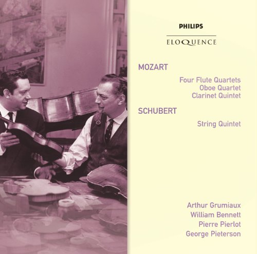 Schubert - Quatuors et quintette à cordes - Page 2 51p1NklpZUL