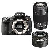 Sony Alpha A580 16.2MP HD DSLR Camera (Body Only)