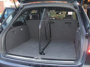 Audi A4 Avant Dog Guard And Variable Boot Divider 2008
