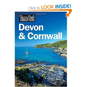 Time Out Devon & Cornwall 1st edition