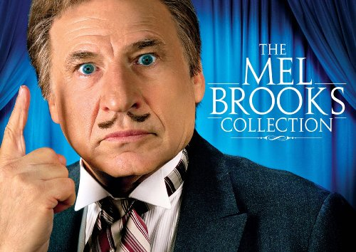 Cover art for  The Mel Brooks Collection [Blu-ray]