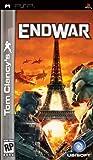 Tom Clancy's End War (Fr/Eng manual) - PlayStation Portable