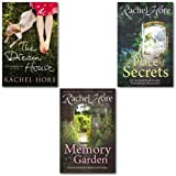 Rachel Hore Rachel Hore Collection 3 Books Set, (A Place of Secrets, The Memory Garden and The Dream House)