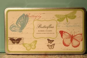 Tin Stamping Tools Arts And Crafts Butterfly