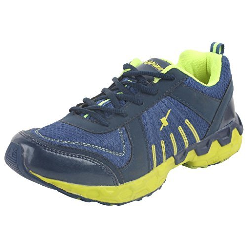 SPARX Blue-Green Sports Shoe Size- 9 (SM-193)